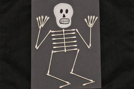 Q-Tip Скелеты