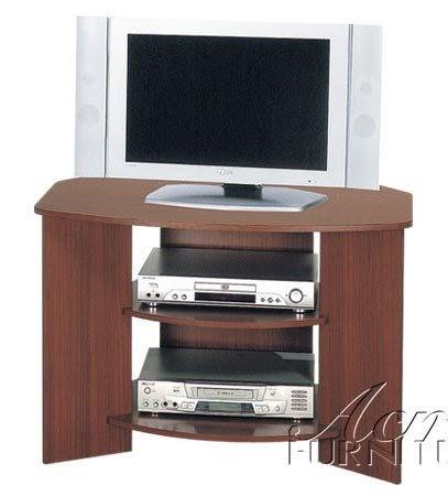 Acme Cherry Finish Tv Stand Ethan Allen Furniture Deals