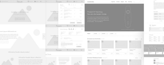 Why the Best Wireframe Style Is No Style - UX Movement