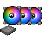 Thermaltake Pure Plus 12 LED RGB Radiator Fan TT Premium Edition Case fan - pack of 3