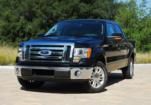 2009 ford f 150 supercrew lariat review and test drive. Black Bedroom Furniture Sets. Home Design Ideas