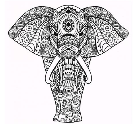 animal doodles elephant doodle coloring page animal