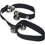 Evelots Dog Doorbell-Puppy Proven Training Device-Loud Bells-Stop Barking-Sturdy, Black