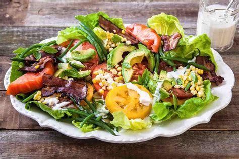 BLT Salad Recipe   SimplyRecipes.com