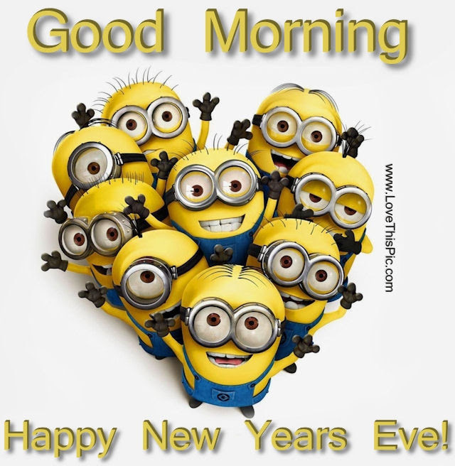 Good Morning New Years Eve Pictures Photos And Images For Facebook