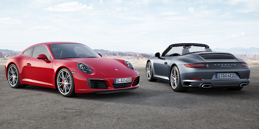 Porsche now sells 21 different versions of the 911— here they are