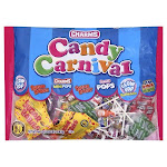 Candy Carnival Candy, Assorted - 44 oz