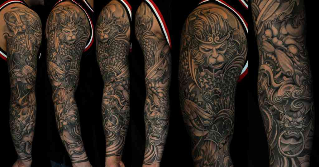 Tattoo Gallery How Much Is A Sleeve Tattoo