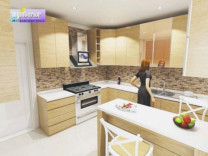 Dapur Rumah Idaman Minimalis | Ide Rumah Minimalis