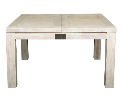 Mobilier table table carr e avec rallonge pas cher - Table up and down pas cher ...