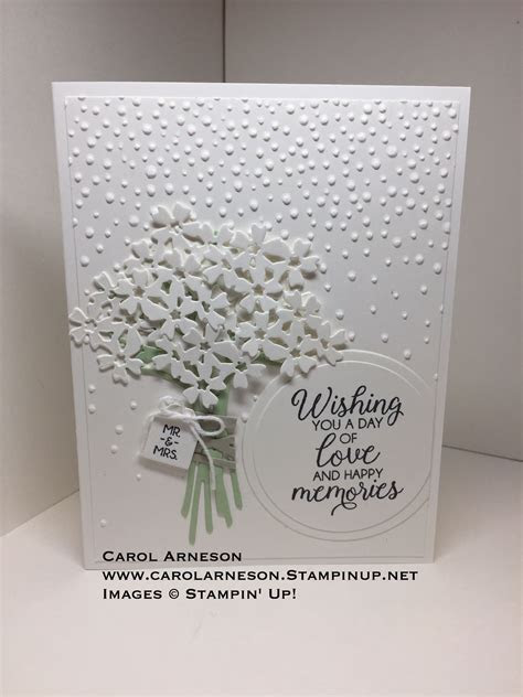 Stampin' Up! demonstrator site and onlin   Wedding
