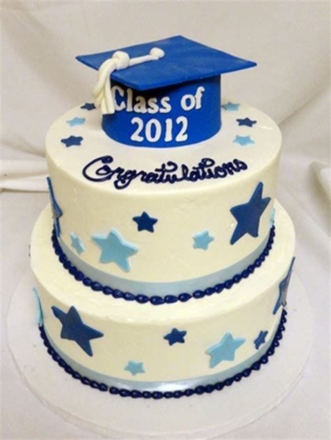 1103 Tiered Graduation cake   CAFÉ PIERROT
