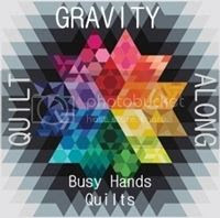 Gravity QAL at Busy Hands Quilts