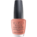 OPI Nail Lacquer, Cozu-Melted in The Sun - 0.5 oz bottle