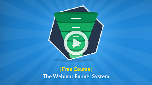 [Free Course] Webinar Marketing Funnel 101