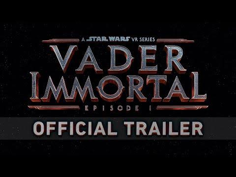 Star Wars terá jogo de realidade virtual com Darth Vader