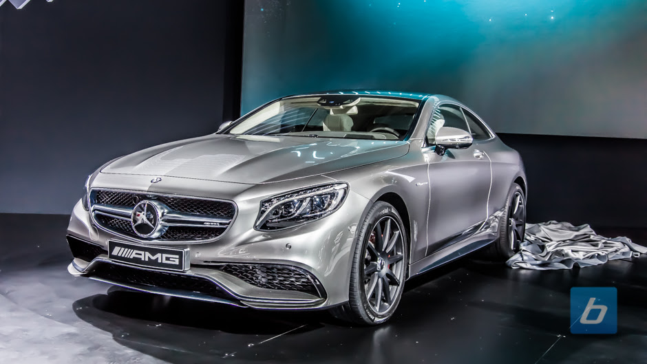 2015 Mercedes S63 AMG Coupe Unveiling Photos - BenzInsider ...