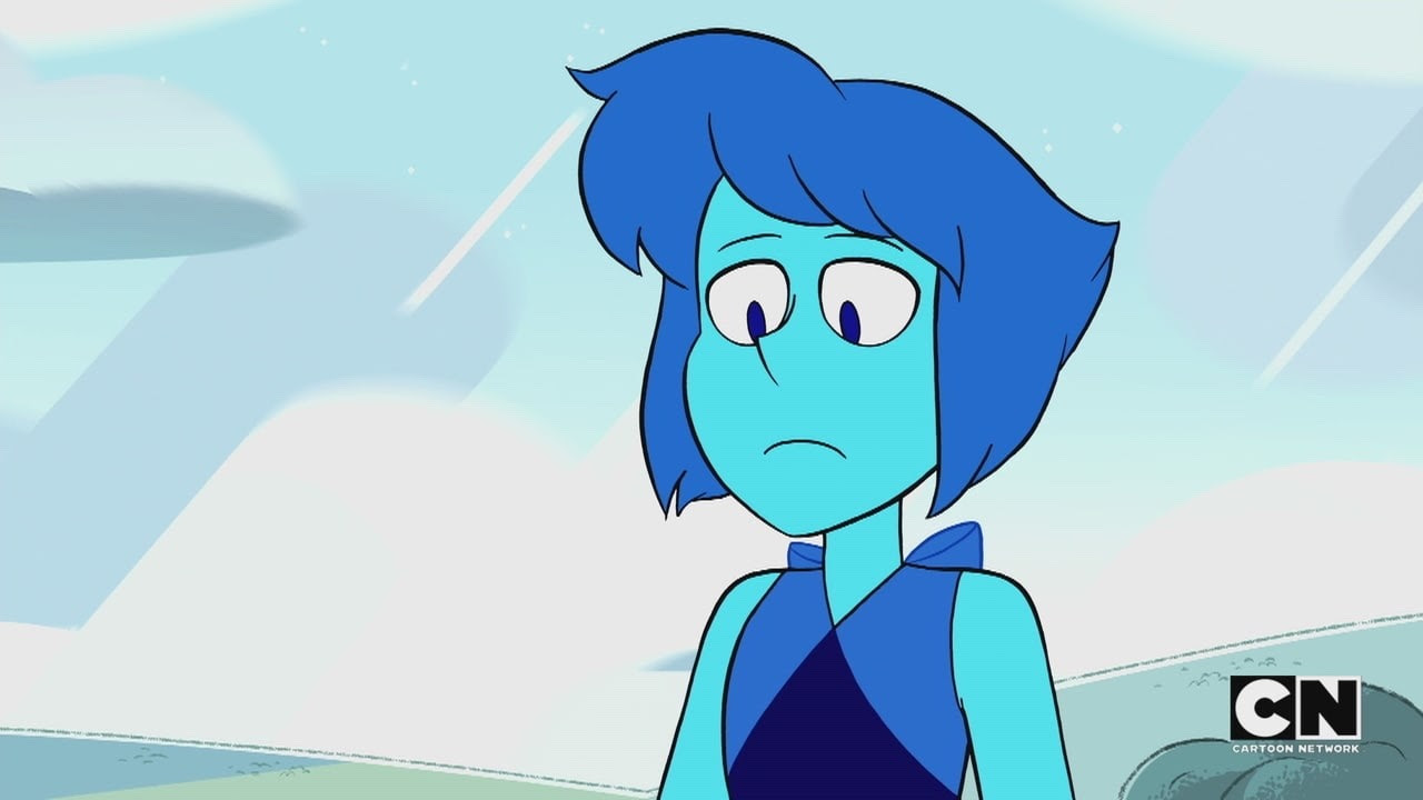 Raising the Barn leaks. Looks like this is the episode where Lapis leaves