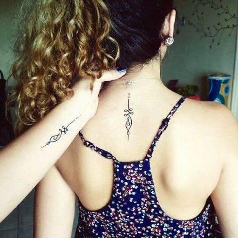 tatuagem para mãe e filha 10