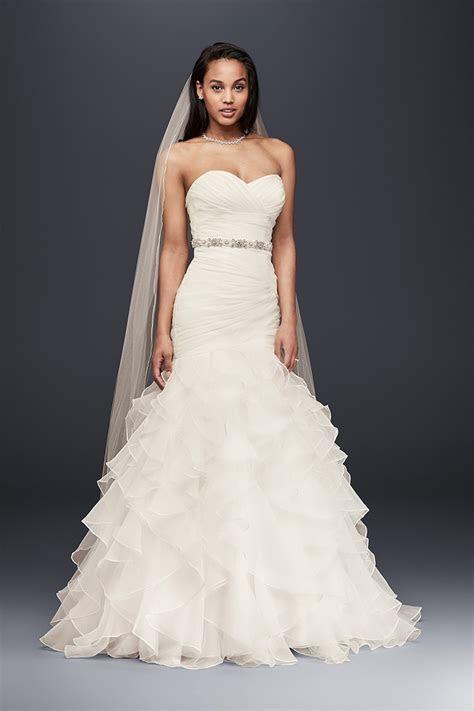 Ruffles Wedding Dress Photos, Ruffles Wedding Dress