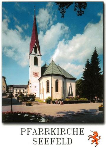 Pfarrkirche Seefeld, Tirol
