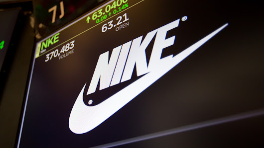 Trump suggests that Nike's stock is 'getting absolutely killed with anger and boycotts'