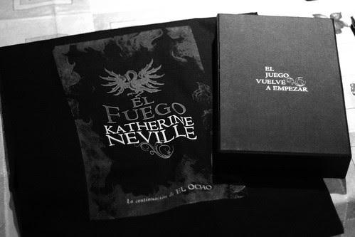 El fuego@Katherine Neville