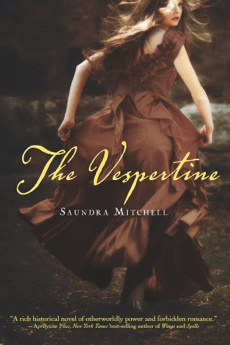 The Vespertine by Saundra Mitchell