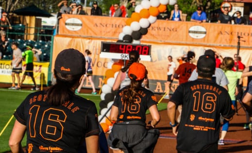 Kick Off Your Spring Training by Registering for the 2017 Scottsdale Giant Race
