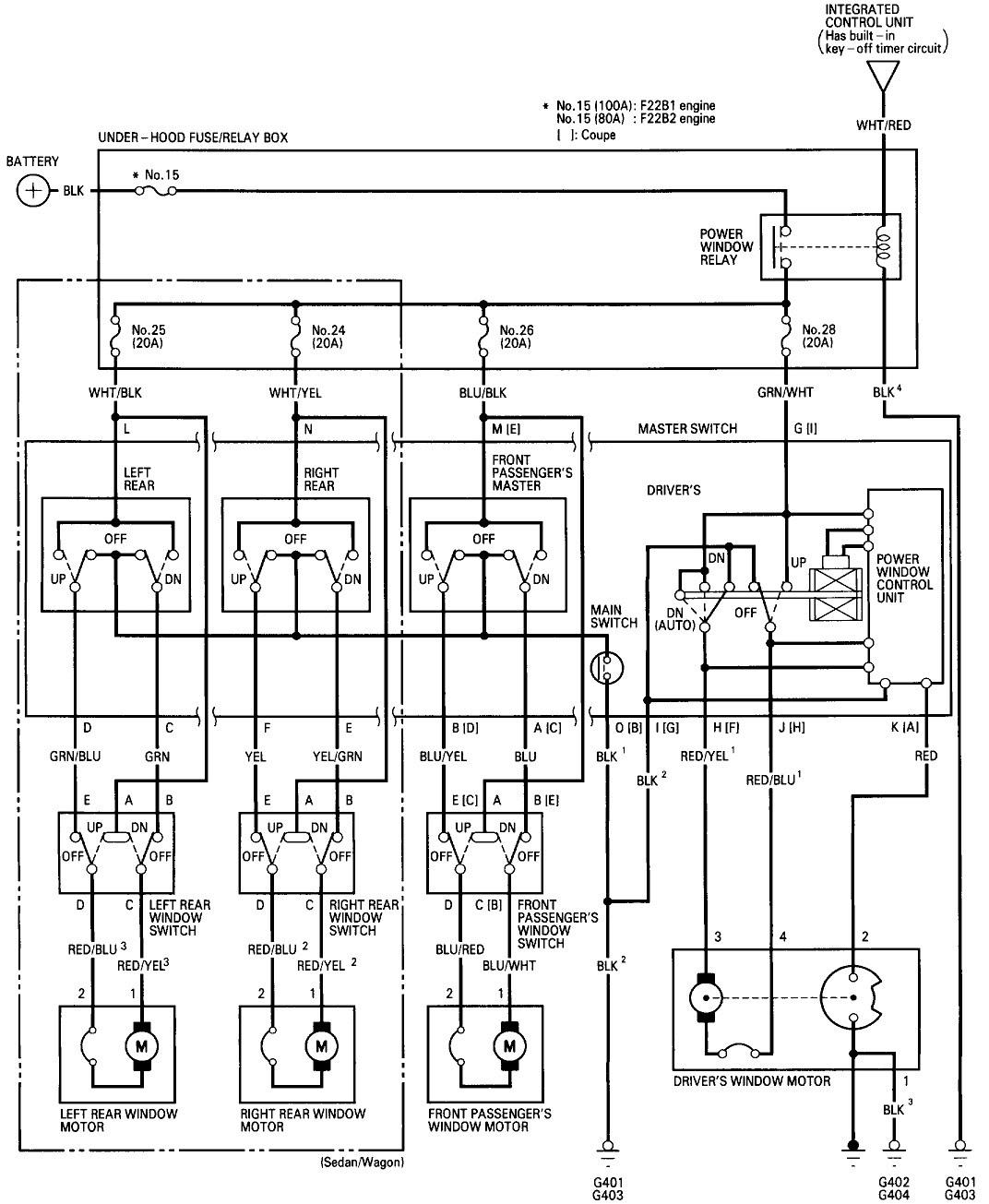 32 Honda Accord Wiring Harness Diagram - Wiring Diagram List