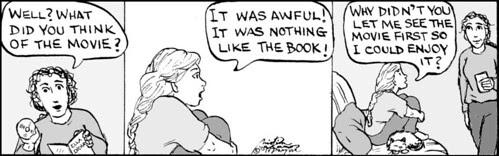 Home Spun comic strip #325
