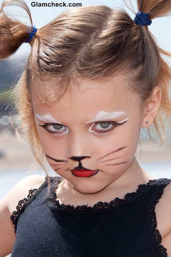 Halloween Makeup Ideas For Kids.2017 Halloween Children S Halloween Makeup