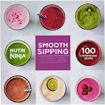 SharkNinja Smooth Sipping 100 Recipe Book for BL480 & BL490 Series IQ Blenders by VM Express