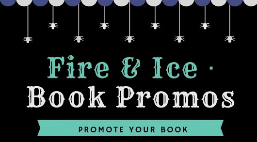Authors Promote Your Book | Fire and Ice Book Promos: Reading Recommendations, Giveaways, & E-Book Deals