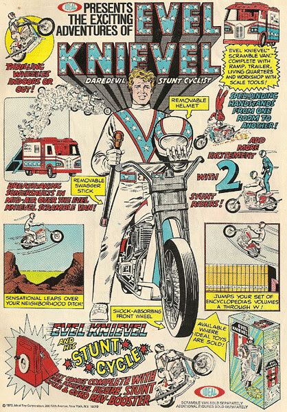 The Exciting Adventures of Evel Knievel