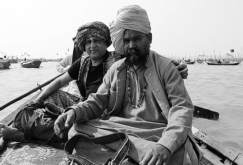 My Hindu Blogs ...Afloat On The Sangam Of Peace Hope Humanity by firoze shakir photographerno1