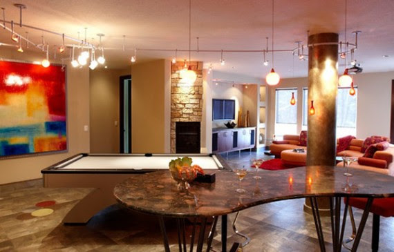 Basement Design | Home Design And Interior