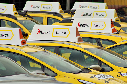 Uber Changes Lanes with Yandex.Taxi Merger
