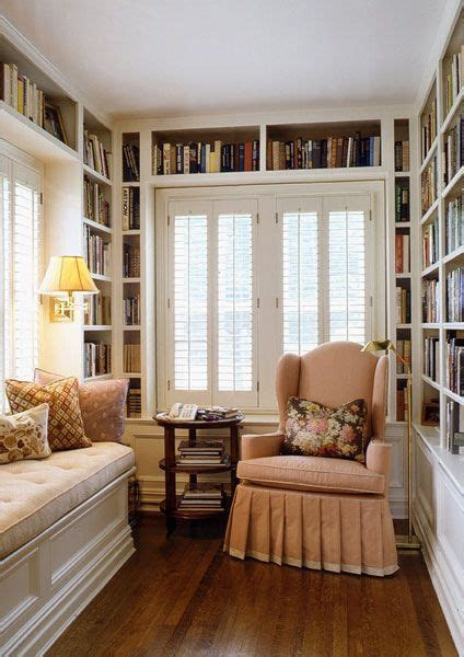 small home libraries    big impact comfy