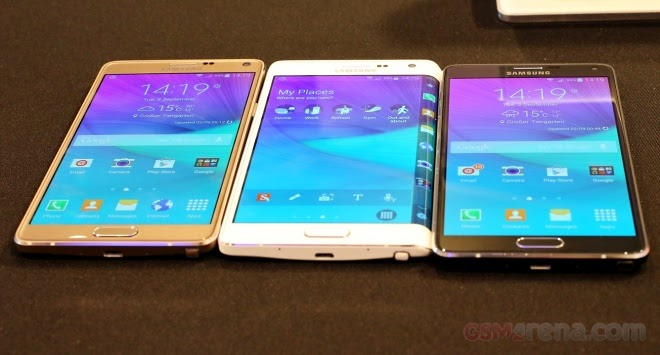 THE iCON360 BLOG: Samsung set to Launch Galaxy Note 4 come ...