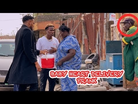 Prank (Video): Zfancy Prank - Baby Heart Delivery