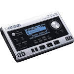 Boss Micro BR-80 8-Track Digital Recorder