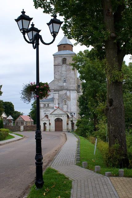 Veliuona   Kaunas - Jurbarkas with bike