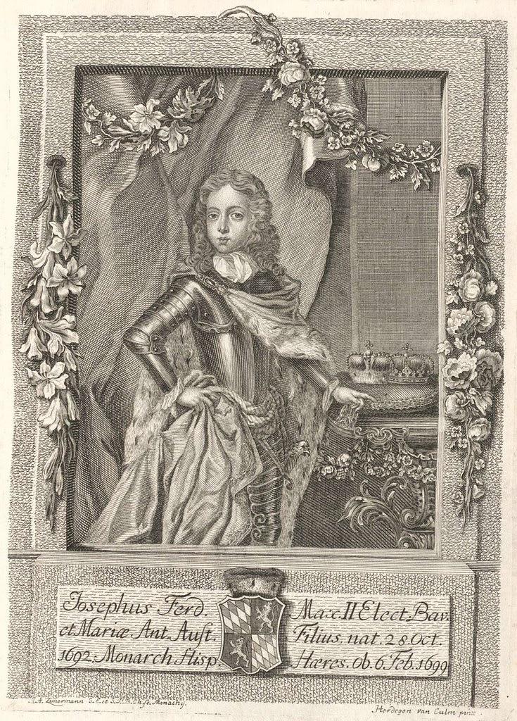 Josephus Ferd. 1699