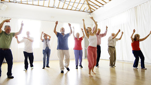 Dance Returns The 'Joy Of Movement' To People With Parkinson's