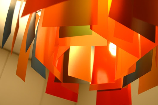 LUMBIENT pendant light by Roy Schuchmann »  Retail Design Blog