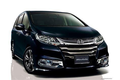 honda details    odyssey minivan  japan