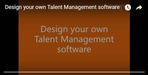 Design your own talent management software system