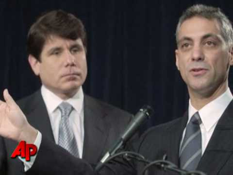 rod blagojevich obama. Rod Blagojevich forced President-elect Barack Obama to sit down with federal