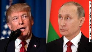 Things Trump has said about Putin